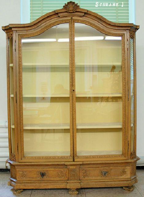 vitrine l ttich um 1740 die kunst und antiquit tenb rse. Black Bedroom Furniture Sets. Home Design Ideas