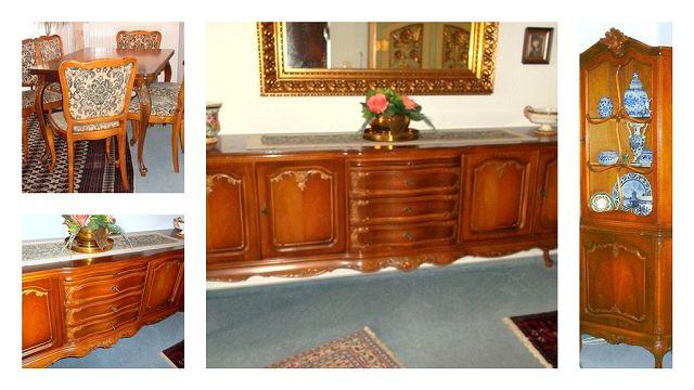 esszimmer warrings die kunst und antiquit tenb rse. Black Bedroom Furniture Sets. Home Design Ideas