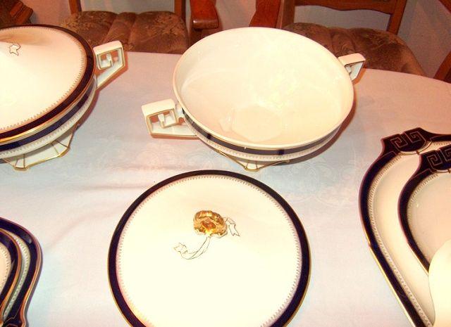 kaffee tee und ess service um 1910 1920 die kunst und antiquit tenb rse. Black Bedroom Furniture Sets. Home Design Ideas