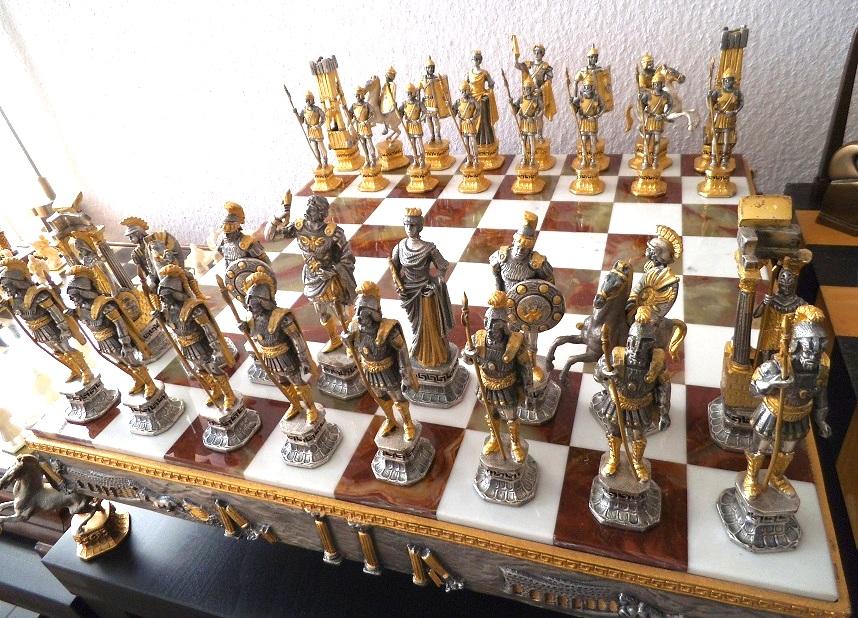Rmisches Schachspiel Ua Die Kunst Und Antiquittenbrse