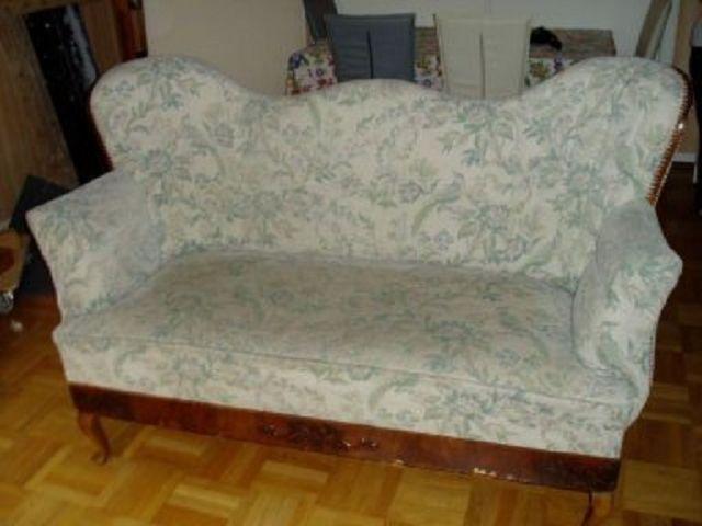 Antikes Sofa 2 Halfte 19 Jhdt Die Kunst Und Antiquitatenborse