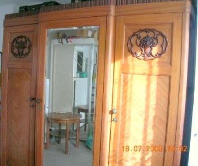 Schlafzimmer (Jugendstil)   Die Kunst und Antiquitätenbörse