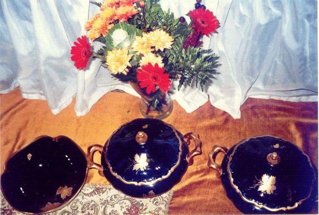 12 teiliges speise service die kunst und antiquit tenb rse. Black Bedroom Furniture Sets. Home Design Ideas