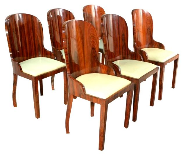 Tisch Mit 6 Stühlen esstisch 6 stühle deco nachbau die kunst und