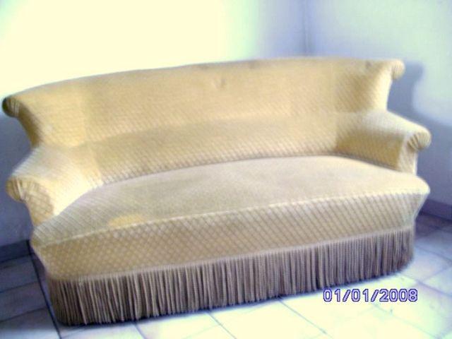 sofa mit 2 sesseln die kunst und antiquit tenb rse. Black Bedroom Furniture Sets. Home Design Ideas